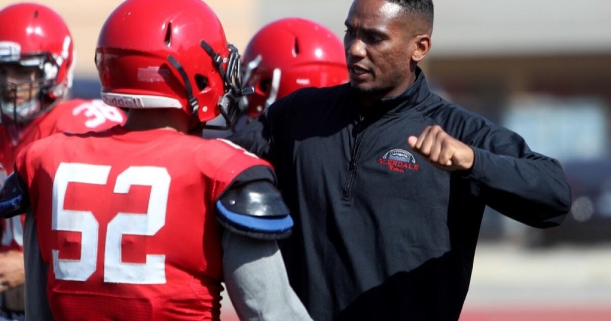 Cary Harris is named football coach at Calabasas