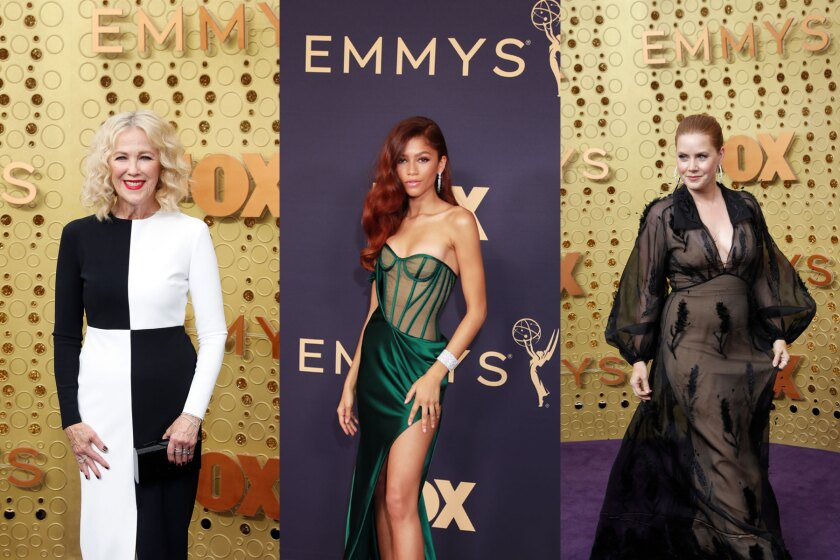 Emmys 2019 fashion hits and misses