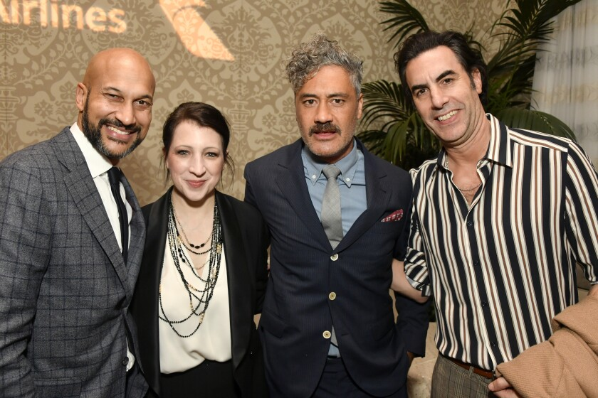 The BAFTA Los Angeles Tea Party
