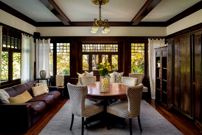 Home of the Week | Swiss Chalet Craftsman holds fast to its roots in Riverside