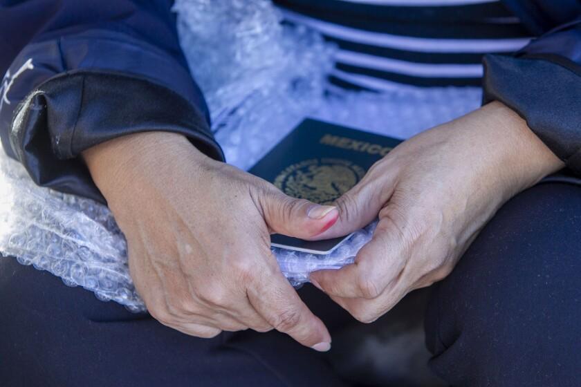 Rocio deported