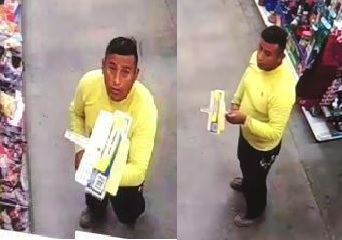 Suspect sought in Lemon Grove for allegedly exposing himself, touching woman at store