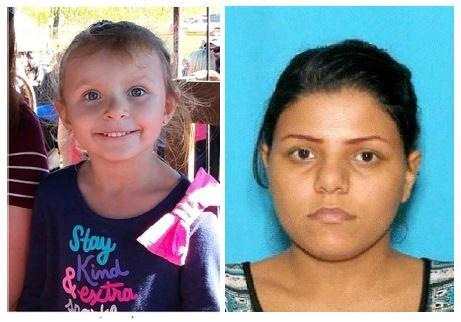 FBI offers $10K in case of missing Washington girl believed taken by her mother