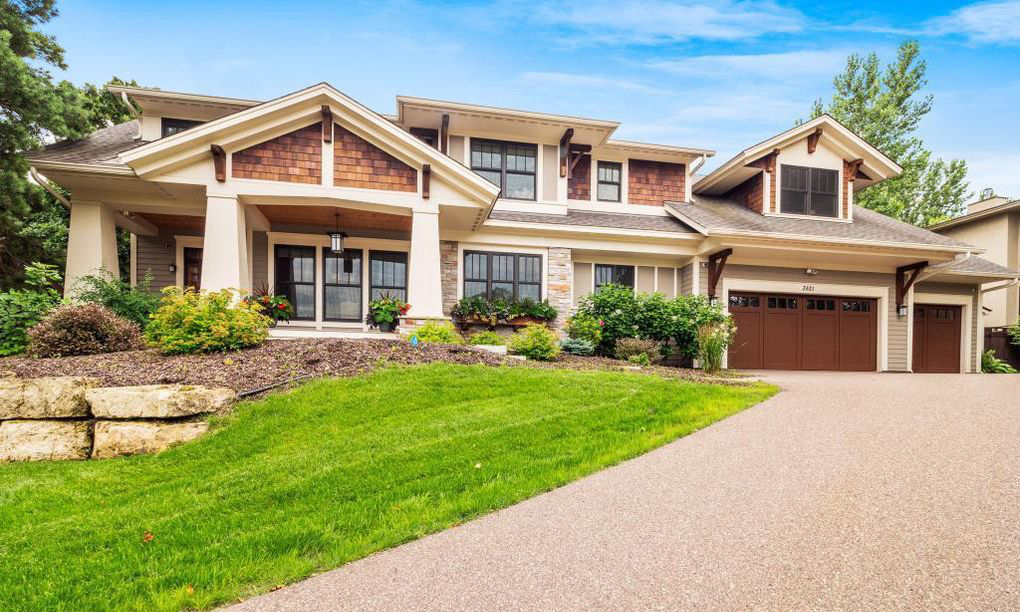 Andrew Wiggins' Minnesota home photo