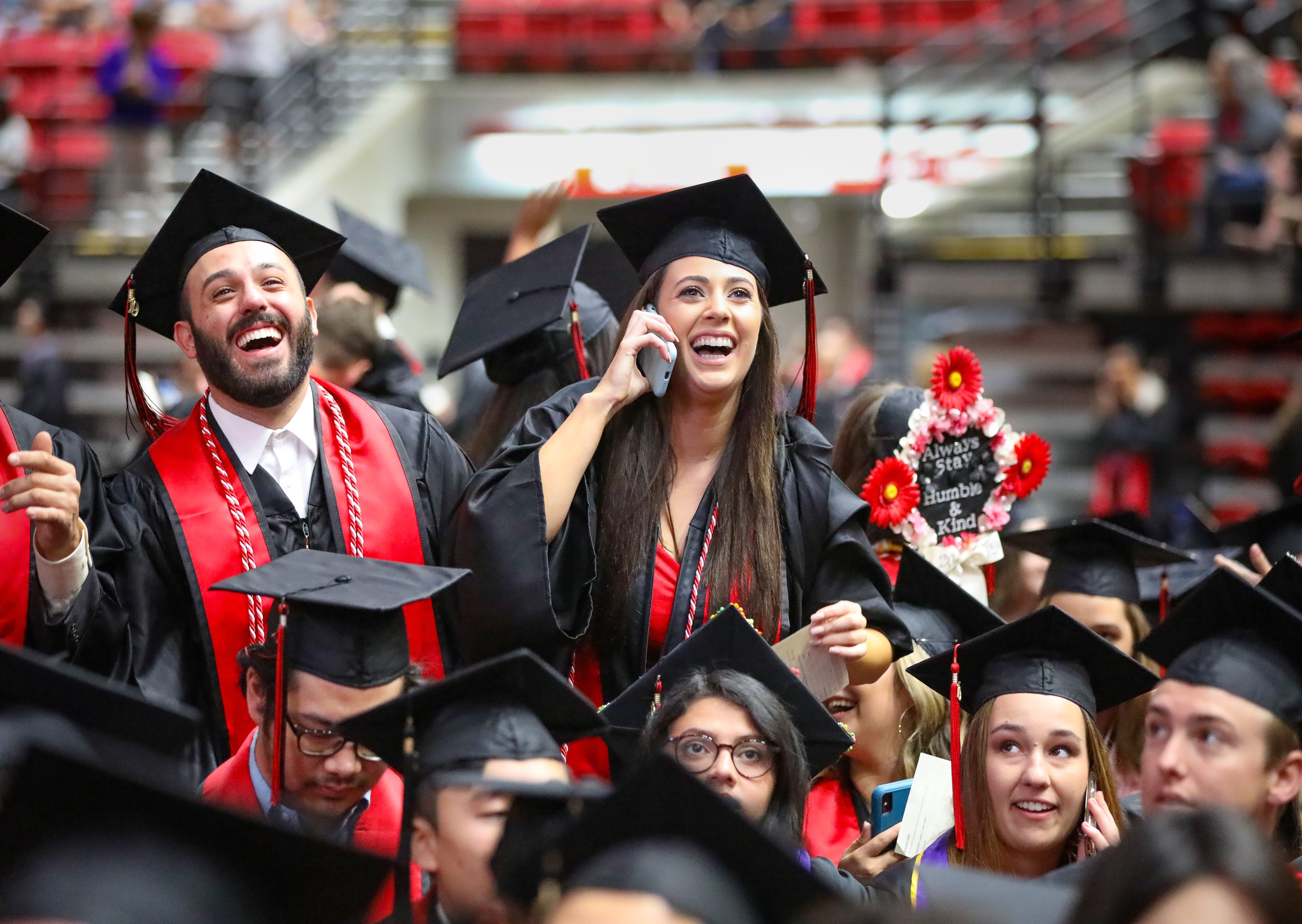 San Diego State University Commencement 2019