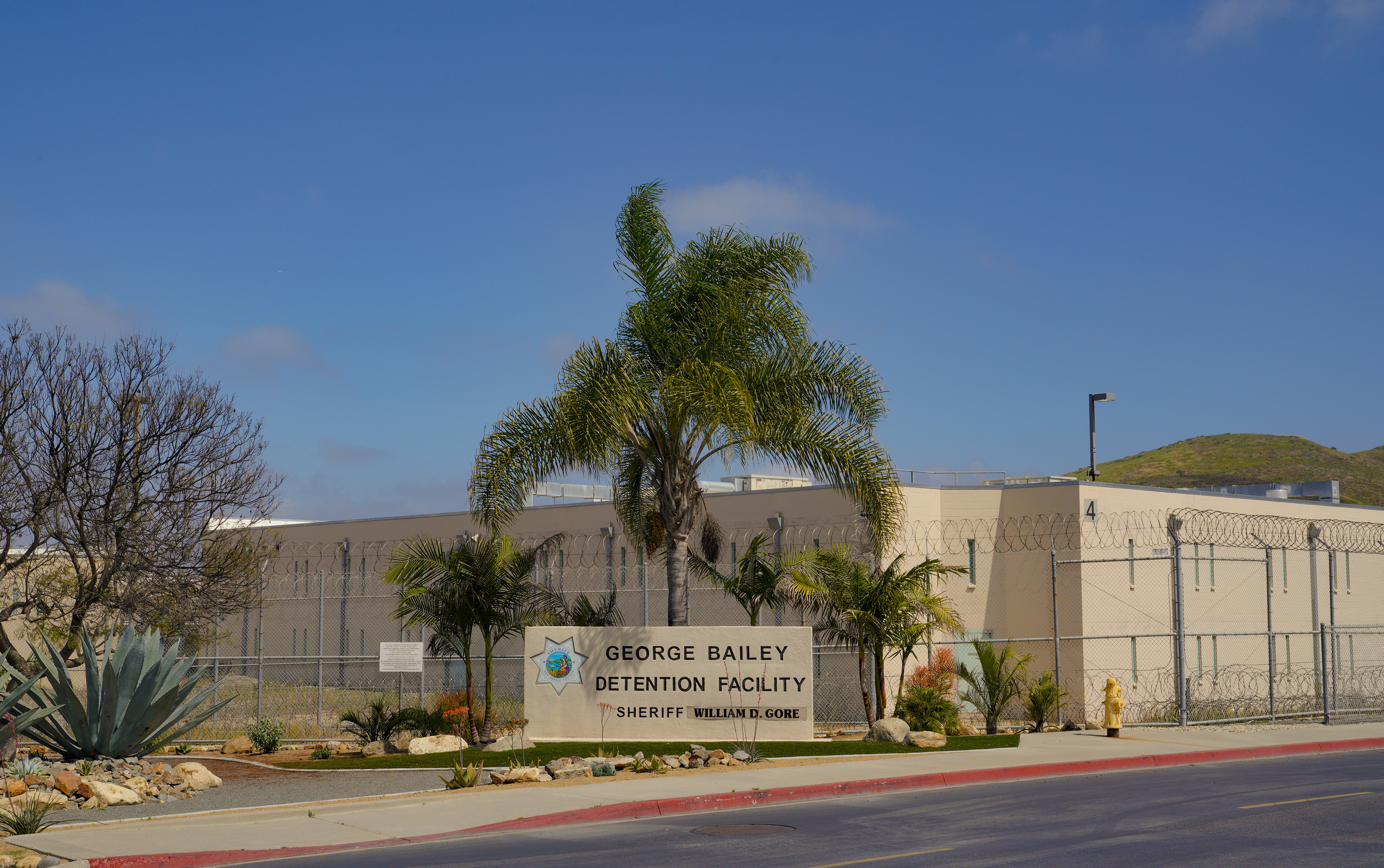 Sheriff: San Diego County jail inmate died Monday from medical condition