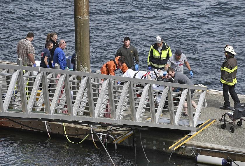 San Diego man among 6 dead in Alaska plane collision