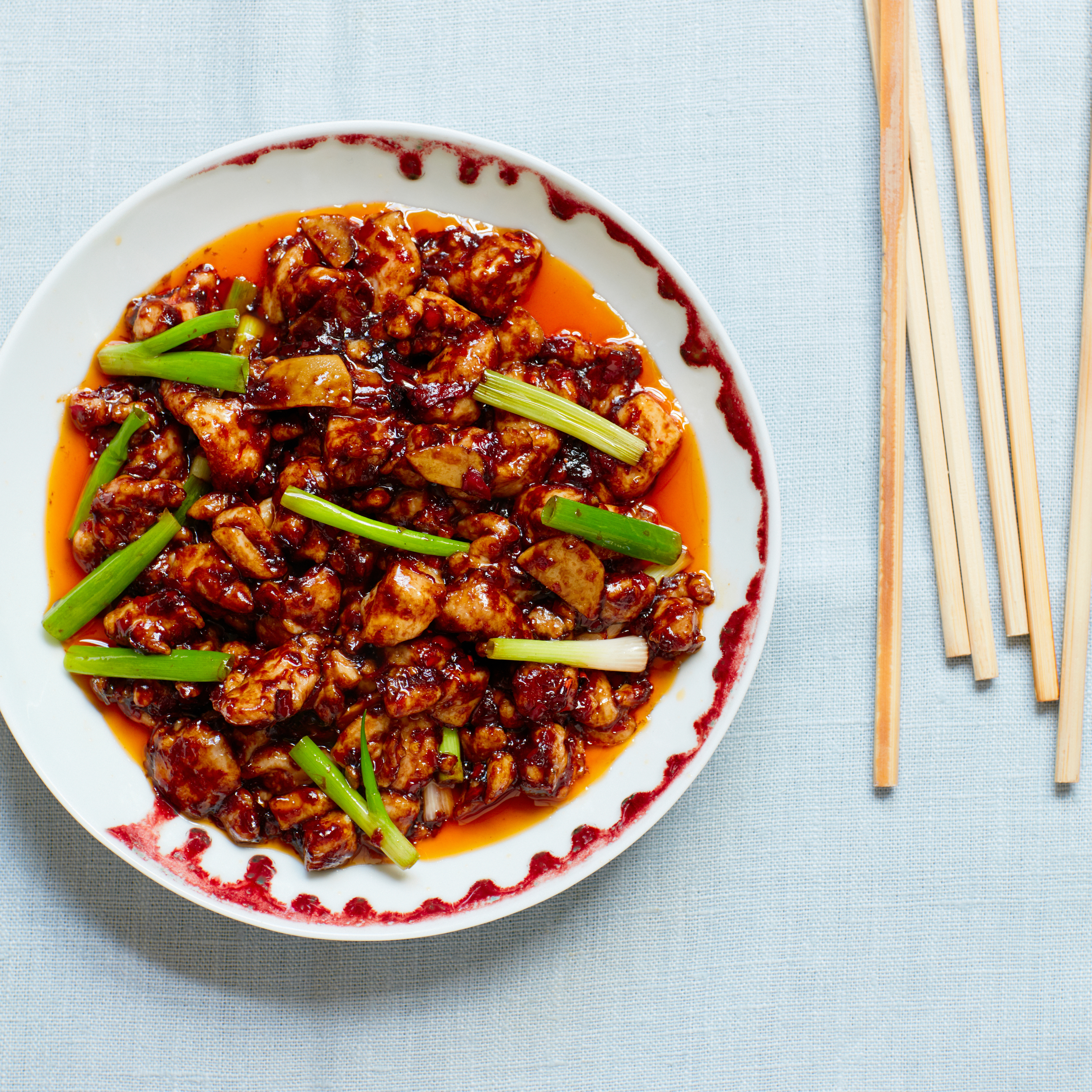 Guizhou-Style Kung Pao Chicken