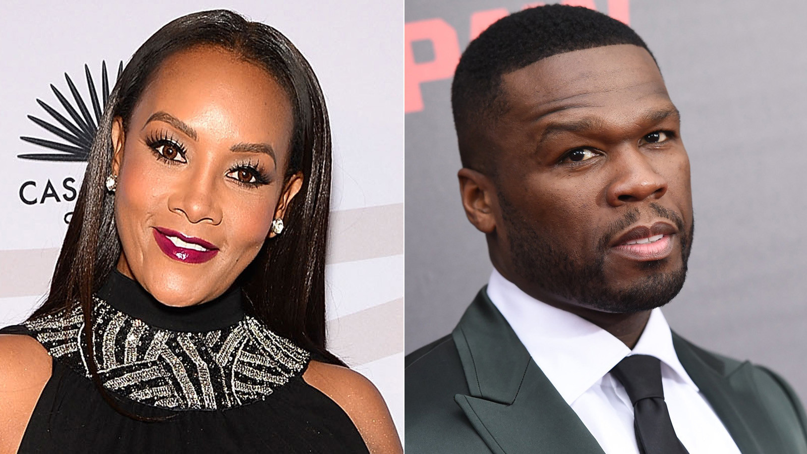 Vivica Fox insults 50 Cent with 'gay comment', and he
