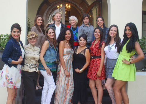 Goodwill Fashion Show Town Council Sunsetter 9-26