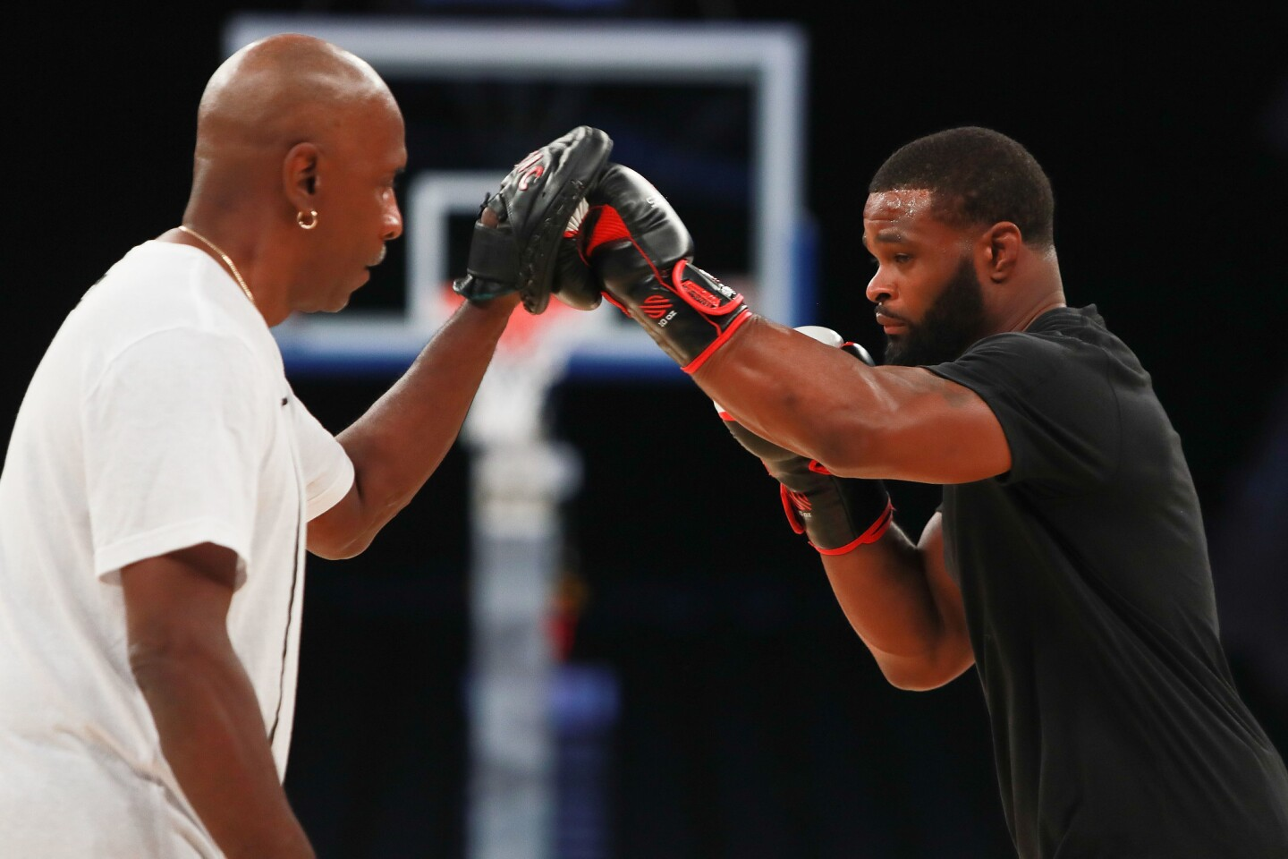 UFC 205: Open Workouts
