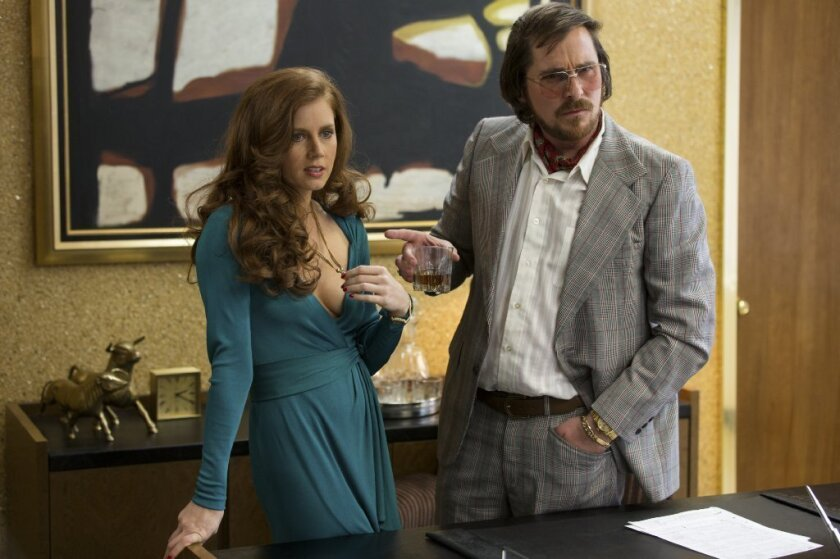 With 'American Hustle,' David O. Russell closes a chapter