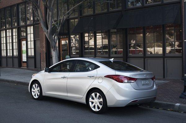 10. Hyundai Elantra