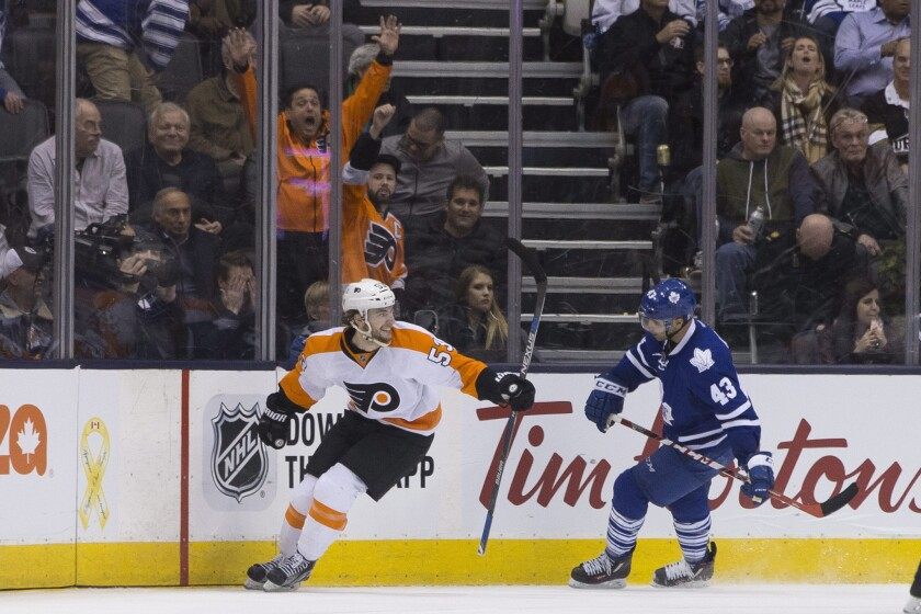 What we learned in the NHL the past week - Shayne Gostisbehere