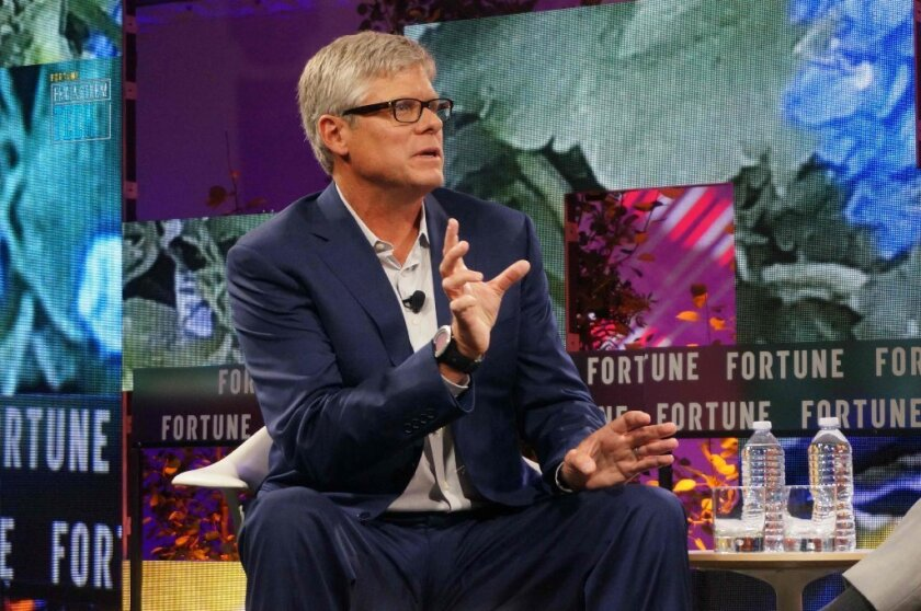 Qualcomm Chief Executive Steve Mollenkopf is expected to testify in the Apple versus Qualcomm trial in San Diego federal court.