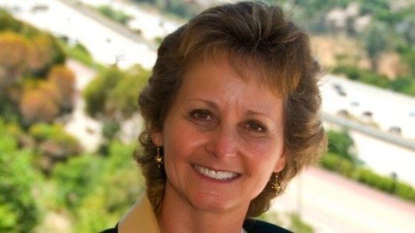 Karen Janney, superintendent of the Sweetwater Union High School District