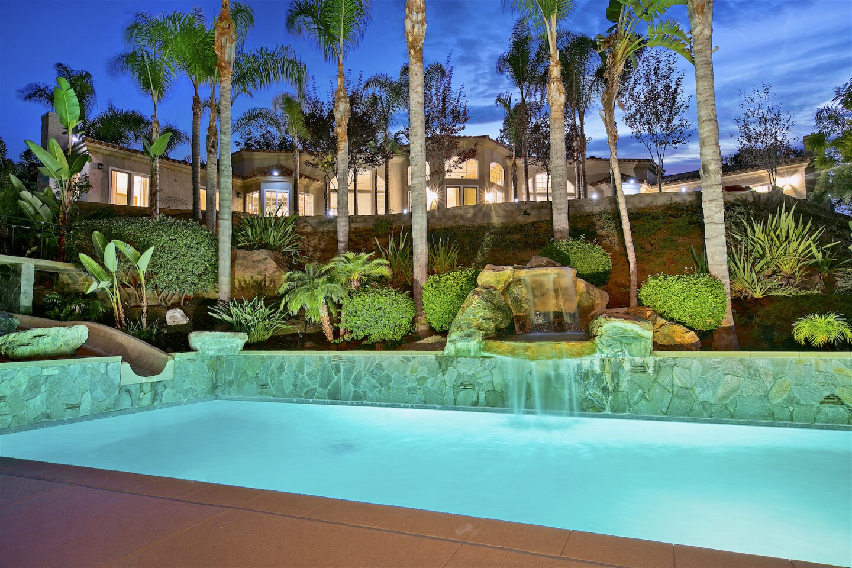 Bill Goldberg's estate in Bonsall