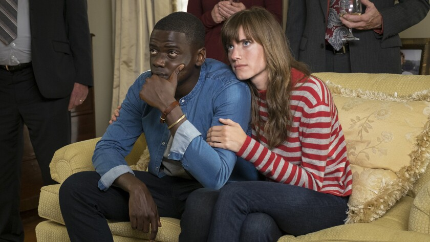Jordan Peele S Clever Horror Satire Get Out Is An Overdue