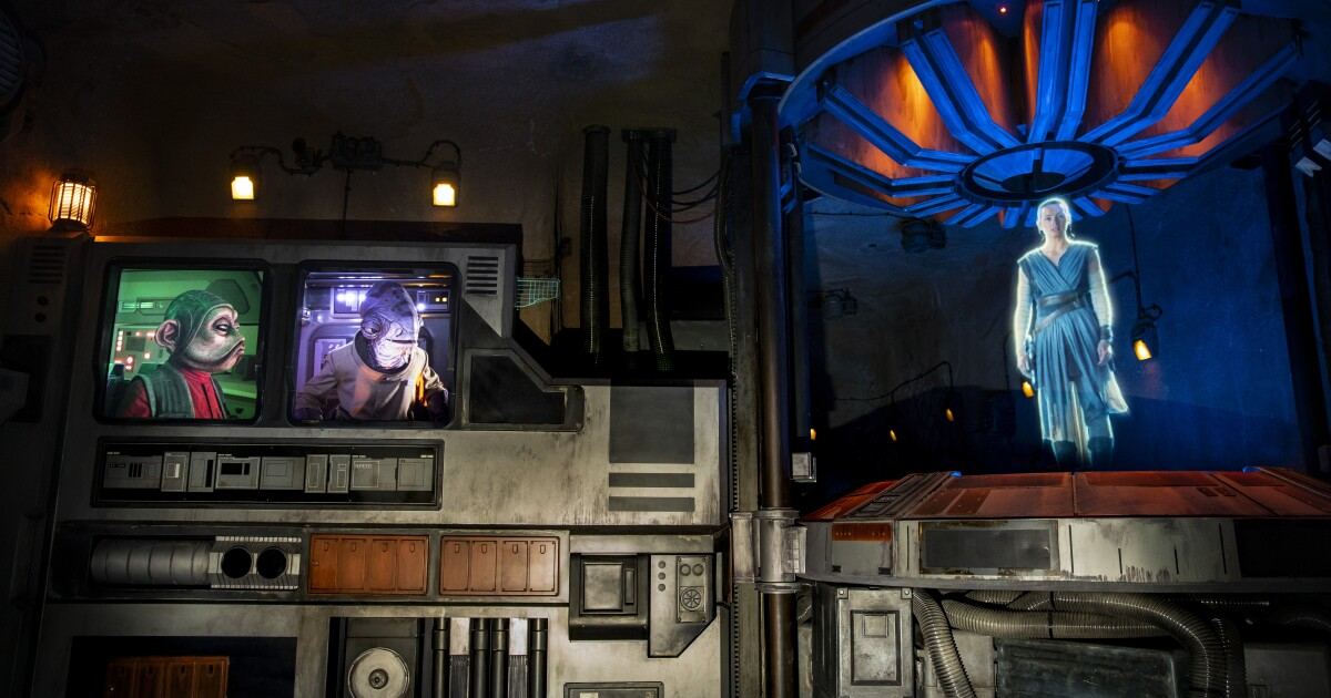 How COVID changed Disneyland's Star Wars: Rise of the Resistance