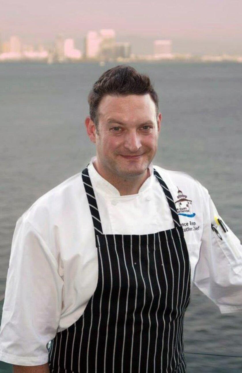 Chef Lance Repp