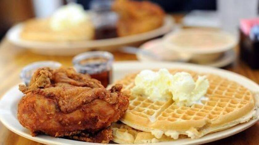 Just confirmed, Roscoe's House of Chicken and Waffles is opening a San Diego location, which is big news for fans of the SoCal chain. Besides the coveted chicken and waffles to order, the restaurant also serves up southern-style cornbread, grits and collard greens. The rumor is that the Roscoe's team is eyeing spaces in Mission Valley, hoping to open doors this year. (/ Roscoe's / Facebook)