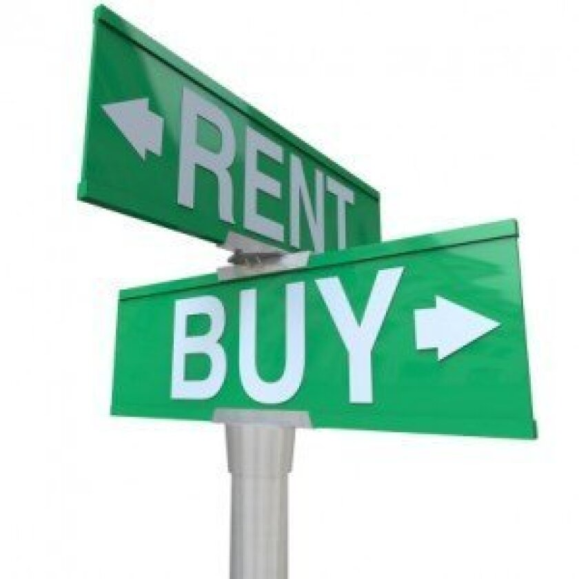 Renting vs. Buying in San Diego