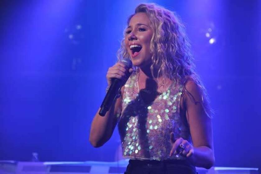 'American Idol' alum Haley Reinhart reportedly splits with Interscope