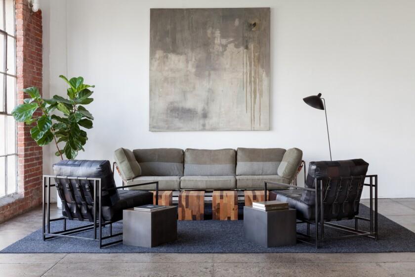 Stephen Kenn X Longjourney furniture collection