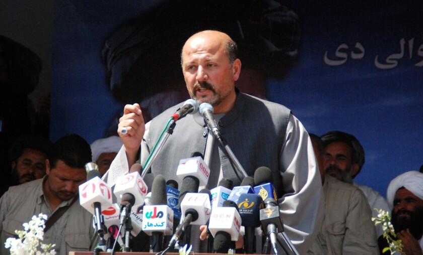 Hashmat Khalil Karzai