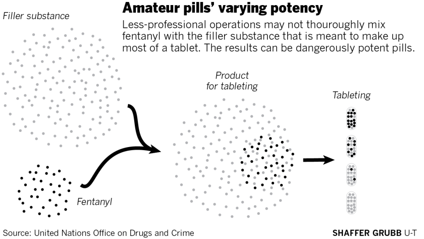 d4848789e Fentanyl has taken over America's drug market. Where is it coming ...