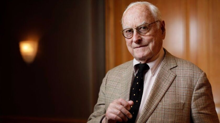"""James Ivory, at 89, is the screenwriter of """"Call Me by Your Name."""""""