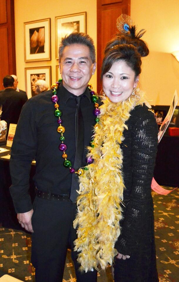 Del Norte High Foundation Mardi Gras gala - 3/2/2019