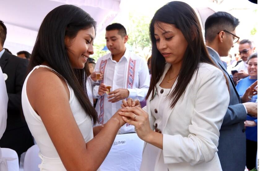 En otras dos ocasiones previas, el Congreso de Baja California rechazó el matrimonio igualitario.