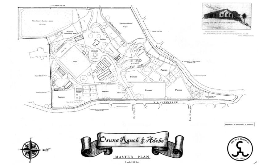 Osuna Ranch Master Plan