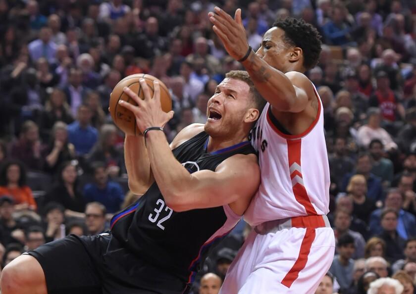 Esfuerzo de Blake Griffin no fue suficiente para evitar la caída de sus Clippers.