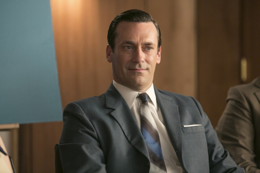 When did you get hooked on 'Mad Men'? Netflix says it knows
