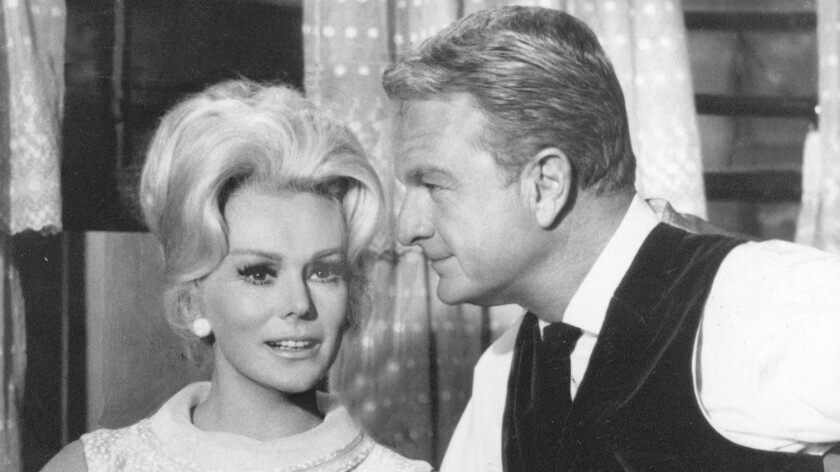 detailed look 44207 b1a24 From the Archives: Actress Eva Gabor Dies at 74 - Los ...