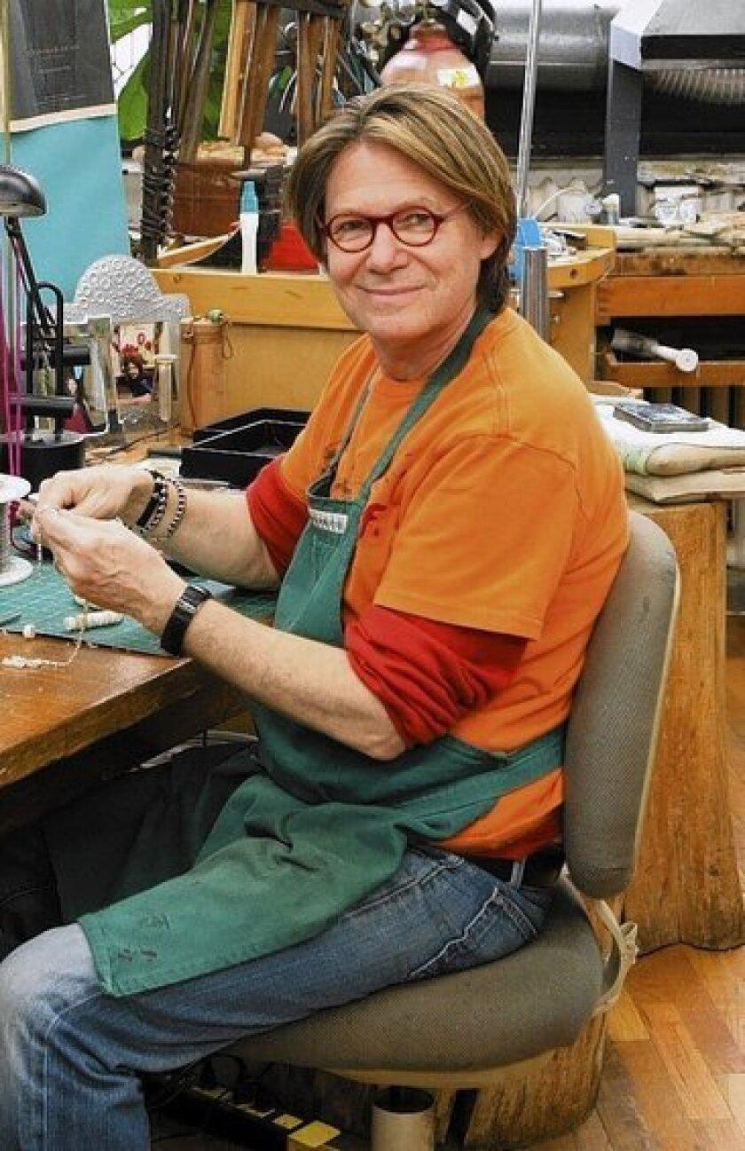 Jewelry designer Robert Lee Morris inspires a new generation