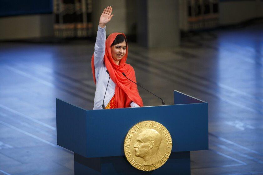 Nobel Peace Prize laureates