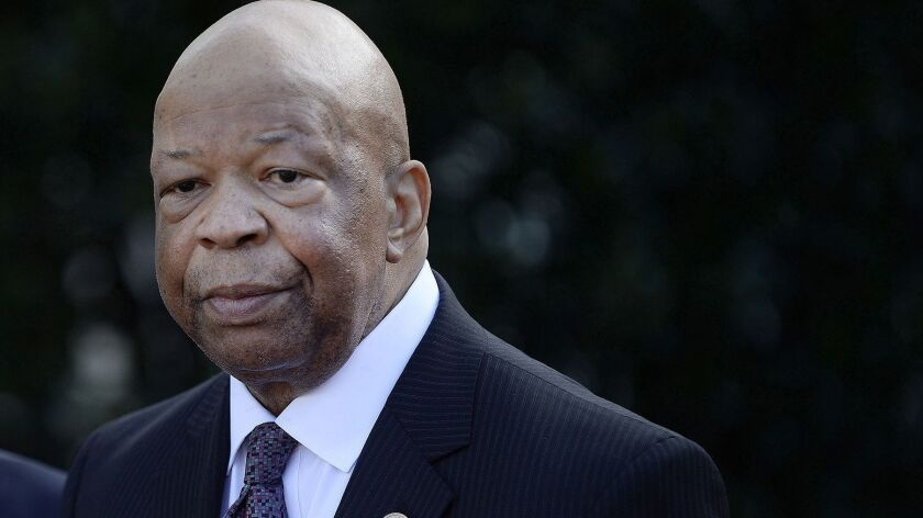 Rep. Elijah E. Cummings, chairman of the House Oversight committee, said he sent letters to 12 major drugmakers.
