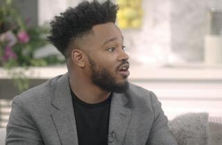 'Black Panther' director Ryan Coogler on the influence of Spike Lee