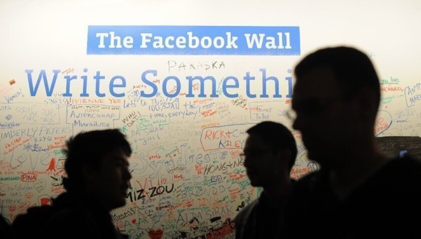 Facebook feature to promote friends' posts raises privacy issues