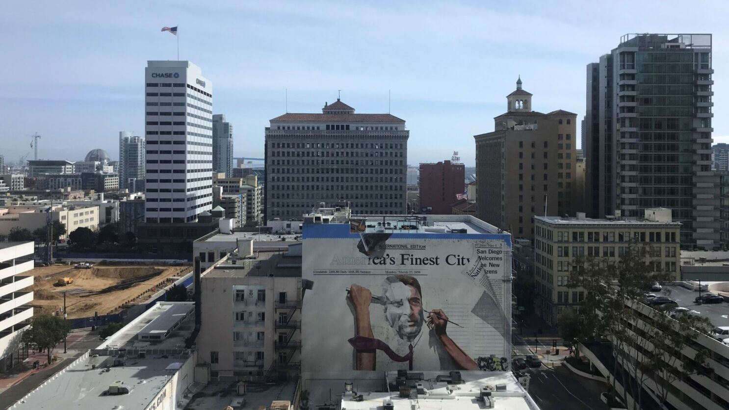 Demand For San Diego Office Space To Pick Up Report Says The San Diego Union Tribune