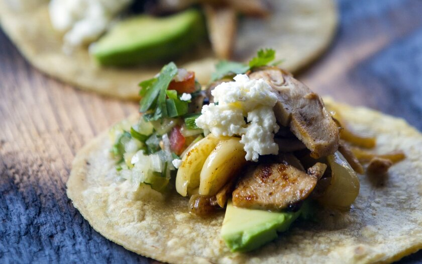 Rabbit Street Tacos from The Red Door.