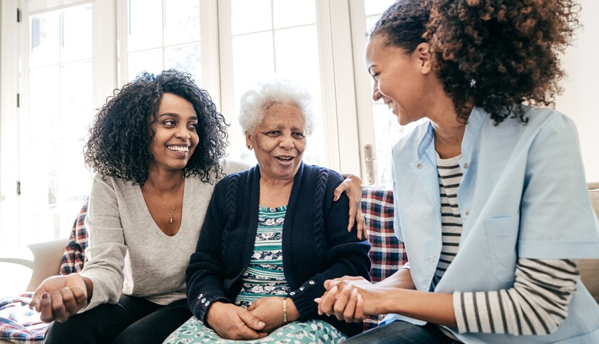 Learn about 'teachable moments' that can help family and friends better understand.