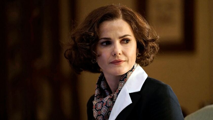 """Keri Russell stars in a new season of the espionage drama """"The Americans"""" on FX."""