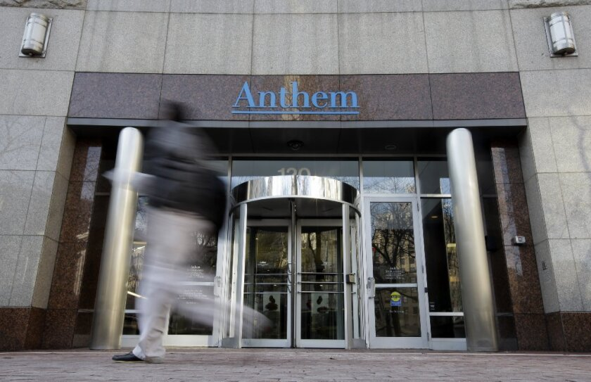 Anthem reaches deal for rival Cigna