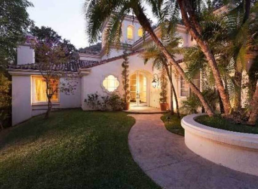 Sharon Stone sells her 90210 digs