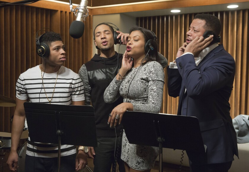"""The Lyon family comes together to record a legacy album in the """"The Lyon's Roar"""" episode of """"Empire."""""""