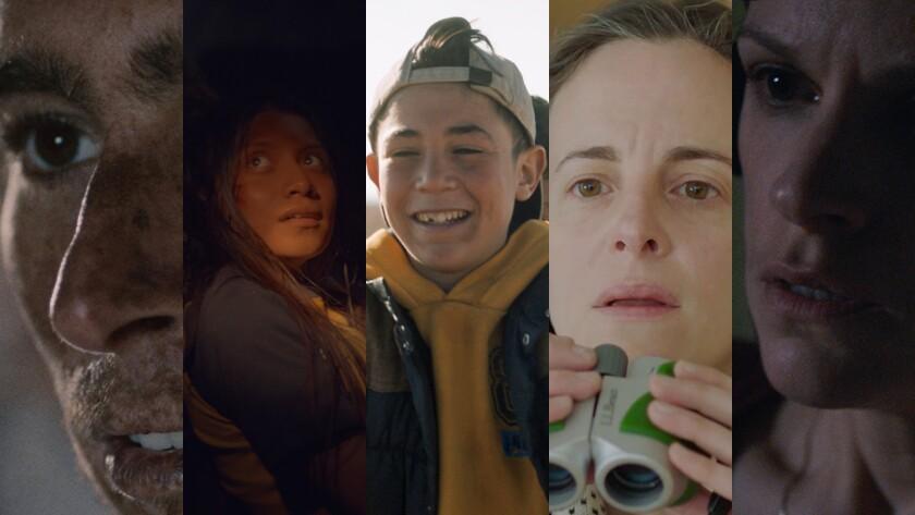 The five Oscar-nominated live-action shorts of 2020: 'Brotherhood,' 'Saria,' 'Nefta Football Club,' 'My Neighbors' Window,' 'A Sister.'